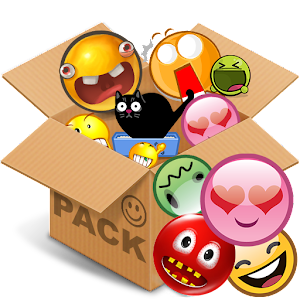 Emoticons pack, Colorful