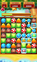 Screenshot of Candy Blast HD