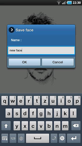 FlashFace Premium police tool - screenshot