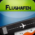 Flughafen Frankfurt München icon