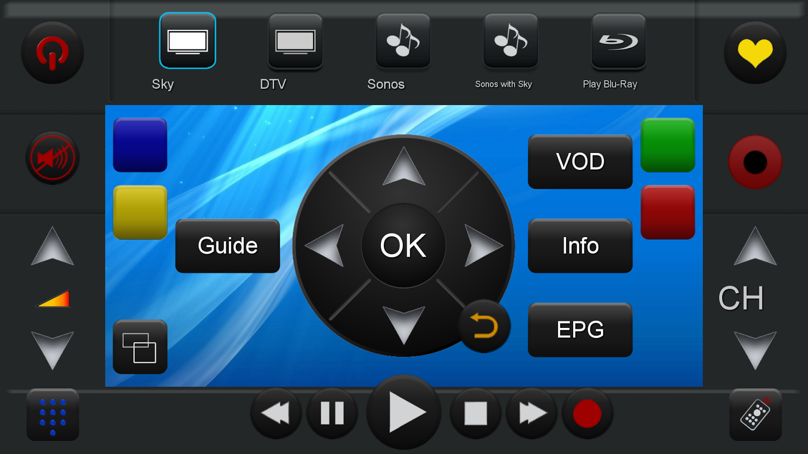 Touchsquid GR PRO Remote Screenshot 6