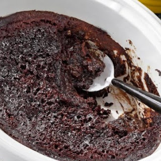 Crock-Pot Chocolate Lava Cake