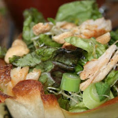 Chinatown Chicken Salad