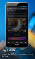 Screenshot of UC Browser for X86 Phones