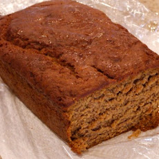 Pumpkin- Banana Nut Bread