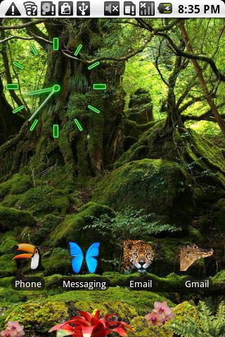 Rainforest Theme HD