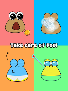 Pou APK for Bluestacks
