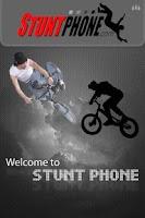Screenshot of Stuntphone