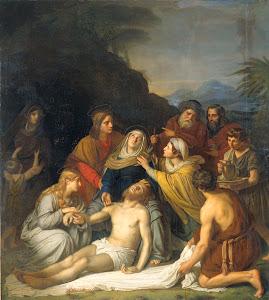 RIJKS: Cornelis Kruseman: painting 1830