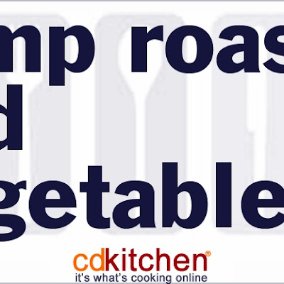 Rump Roast And Vegetables