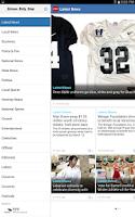 Screenshot of Lebanon Daily News