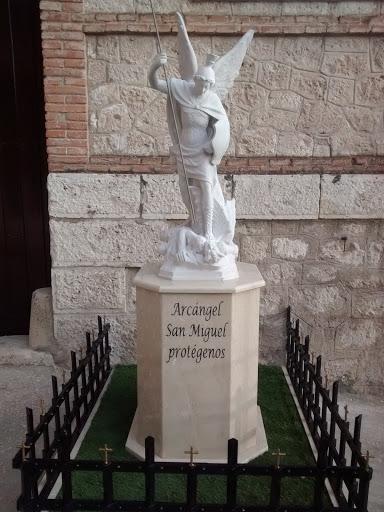 Arcángel San Miguel Protégenos