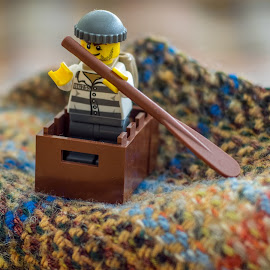 Escape by Simon Forster - Artistic Objects Toys ( toy, minolta, rokkor, escape, lego,  )