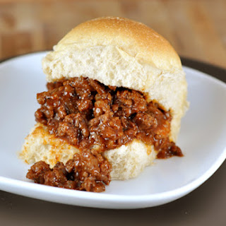 Sloppy Joes Without Brown Sugar Recipes
