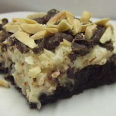V's Almond Joy--Ee Brownies
