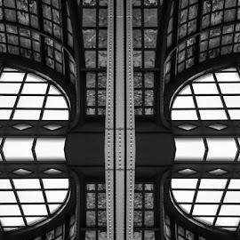 arch by Lieven Lema - Abstract Patterns ( ©2014, bourla, antwerpen, lieven lema, fuji-shoot )
