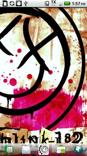 blink-182 ADW Theme