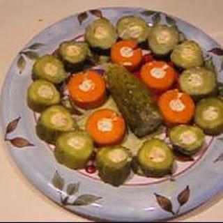 Cream Cheese Stuffed Pickles Recipes