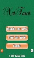 Screenshot of Net.Tarot