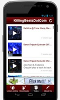 Screenshot of Killing Beats Free