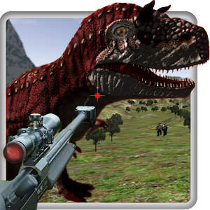 APK Game Jungle Dinosaurs Hunting - 3D for BB, BlackBerry