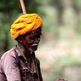 MOOD  by Mann Arya - People Portraits of Men ( kishan meena, devkinanda, mann arya, sudhir garag,  )