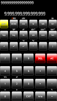 Screenshot of Scientific Calculator Free