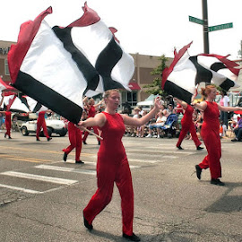 Indy 500 Festival Parade 4 by Oscar Salinas - News & Events Entertainment (  )
