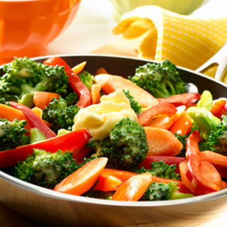 Sauteed Vegetables With Butter Recipes