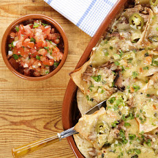 Emeril's Crazy Nachos