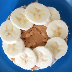Almond Butter Rice Cakes