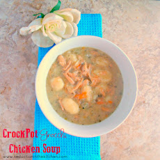Crock Pot Gnocchi Chicken Soup