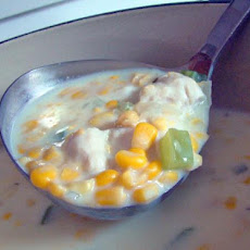 Chicken Corn Chowder - Quick