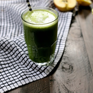 Sweet and Sour Green Juice