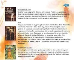 Screenshot of Tarot Kart Falı