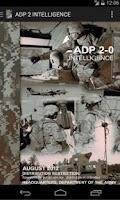 Screenshot of ADP 2 INTELLIGENCE