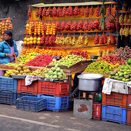 by Venkatesh Ravi - City,  Street & Park  Markets & Shops