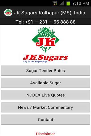 JK Sugars