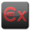 Caynax Digital Clock Widget icon
