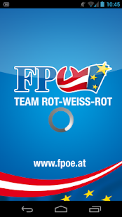 FPÖ Team Europa - screenshot