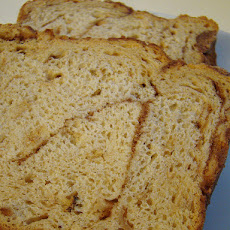Whole Wheat Apple Cinnamon Bread - Bread Machine