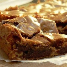 Butterscotch Brownies I