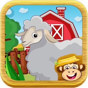 Puzzle Kid: Farm Animals