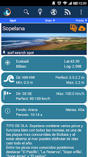 Surf Search Spot - screenshot