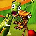 蚂蚁和蚱蜢 icon