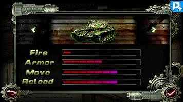 Screenshot of Tank War: Extreme