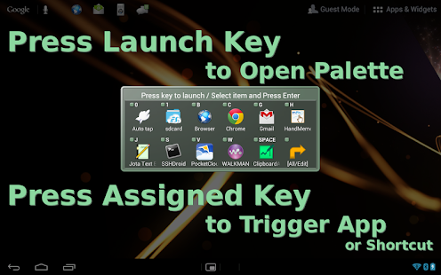 KeyTrigger(Ads) - screenshot
