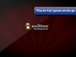 Screenshot of Ace2Three Rummy