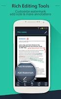 Screenshot of CamScanner -Phone PDF Creator