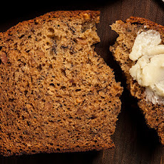 Peanut Butter–Honey Banana Bread Recipe